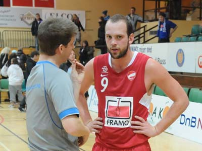 Nettportalen for basketballdommere - NBBF: Gnatt bøtelagt
